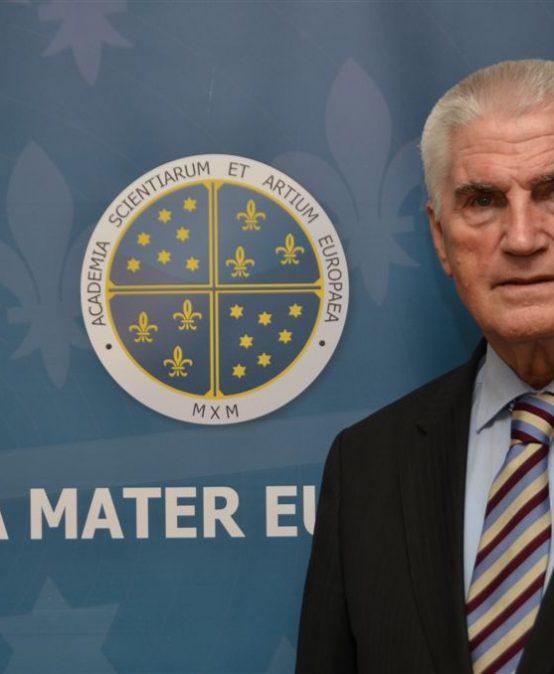 Pozdravni nagovor predsednika Alma Mater prof. dr. Ludvika Toplaka