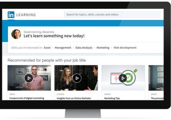Brezplačni LinkedIn Learning tečaji za študente in zaposlene za delo in študij od doma